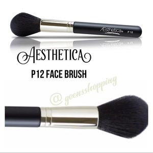 AESTHETICA P12 Face Brush BNIP!!